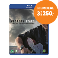 Produktbilde for Bruce Springsteen - Western Stars (BLU-RAY)