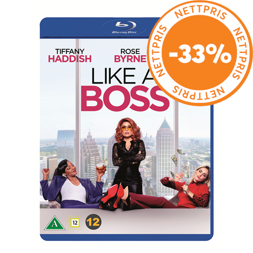 Like A Boss / Sminkekrigen (BLU-RAY)