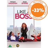Produktbilde for Like A Boss / Sminkekrigen (DVD)