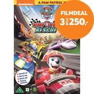 Produktbilde for Paw Patrol - Ready, Race, Rescue! (DVD)