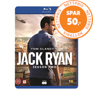 Produktbilde for Tom Clancy's Jack Ryan - Sesong 2 (BLU-RAY)
