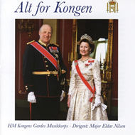 Produktbilde for Alt For Kongen (CD)