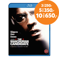 Produktbilde for The Manchurian Candidate (BLU-RAY)