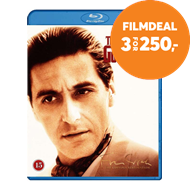 Produktbilde for Gudfaren Del 2 - The Coppola Restoration (BLU-RAY)