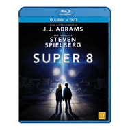 Produktbilde for Super 8 (Blu-ray + DVD)
