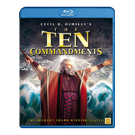 Produktbilde for The Ten Commandments (BLU-RAY)