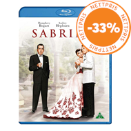Produktbilde for Sabrina (BLU-RAY)