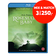 Produktbilde for Rosemary's Baby (BLU-RAY)