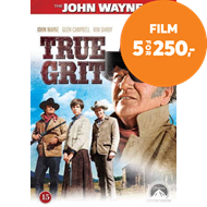 Produktbilde for True Grit (1969) (DVD)