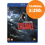 Produktbilde for Crawl (BLU-RAY)