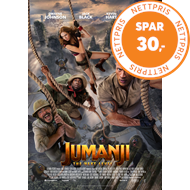 Produktbilde for Jumanji 2: The Next Level (DVD)