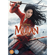 Produktbilde for Mulan (2020) (UK-import) (DVD)