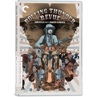 Produktbilde for Rolling Thunder Revue - A Bob Dylan Story By Martin Scorsese - The Criterion Collection (UK-import) (DVD)