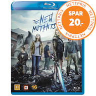 Produktbilde for The New Mutants (BLU-RAY)