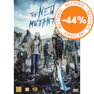 Produktbilde for The New Mutants (DVD)