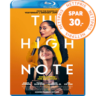 Produktbilde for The High Note (BLU-RAY)