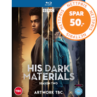 Produktbilde for His Dark Materials - Sesong 2 (BLU-RAY)