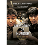 Memories Of Murder (2003) (DVD)