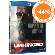 Produktbilde for Unhinged (BLU-RAY)
