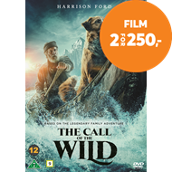 Produktbilde for Call Of The Wild / Når Villdyret Våkner (DVD)