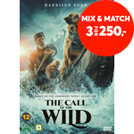 Call Of The Wild / Når Villdyret Våkner (DVD)