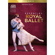 Produktbilde for Essential Royal Ballet (DVD)