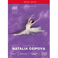 Produktbilde for The Art Of Natalia Osipova (DVD)
