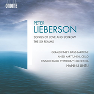 Produktbilde for Liberson: Songs Of Love And Sorrow; The Six Realms (CD)