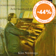 Produktbilde for Sandvold: Organ Music (CD)