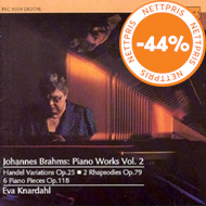 Produktbilde for Brahms: Piano Works, Vol. 2 (CD)