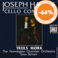 Produktbilde for Truls Mørk - Haydn: Cello Concertos (CD)