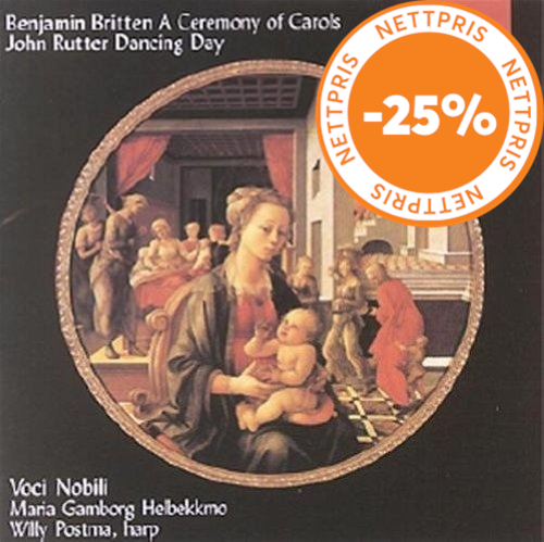 Britten; Rutter: Ceremony Of Carols (CD)
