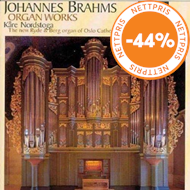 Produktbilde for Brahms: Preludes & Fugues (CD)