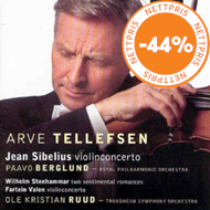 Produktbilde for Arve Tellefsen - Violin (CD)