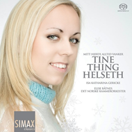 Produktbilde for Tine Thing Helseth - Mitt Hjerte Alltid Vanker (CD)