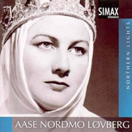 Produktbilde for Aase Nordmo Løvberg (CD)
