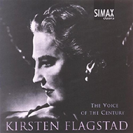 Produktbilde for Kirsten Flagstad - The Voice of the Century (CD)
