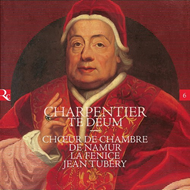 Produktbilde for Charpentier: Te Deum (CD)