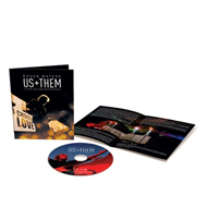 Produktbilde for Roger Waters US + THEM (BLU-RAY)