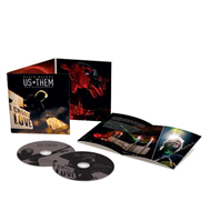 Produktbilde for Roger Waters US + THEM (2CD)