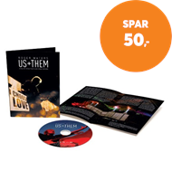 Produktbilde for Roger Waters US + THEM (DVD)
