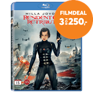Produktbilde for Resident Evil - Retribution (BLU-RAY)