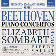 Produktbilde for Beethoven: Piano Concerto No. 5; Triple Concerto (CD)