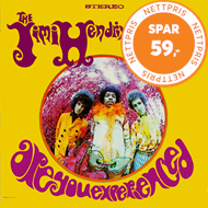 Produktbilde for Are You Experienced? (USA-import) (VINYL - Remastered)