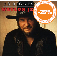 Produktbilde for 16 Biggest Hits (USA-import) (CD)