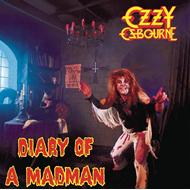 Produktbilde for Diary Of A Madman (VINYL)