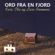 Produktbilde for Ord Fra En Fjord (CD)