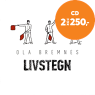Produktbilde for Livstegn (CD)