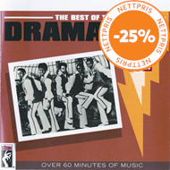 Produktbilde for The Very Best Of The Dramatics (USA-import) (CD)