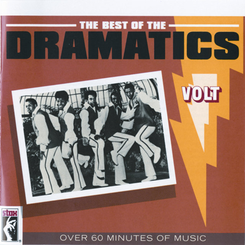 The Very Best Of The Dramatics (USA-import) (CD)